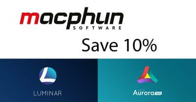 New Macphun Discount Code for Readers