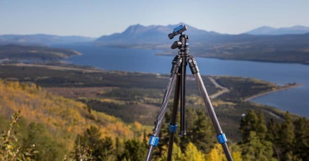 Benro TSL08CN00 Carbon Tripod Review