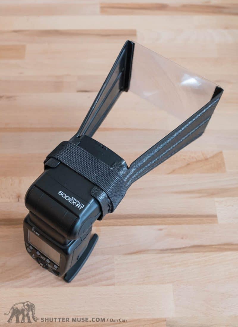 better beamer flash extender