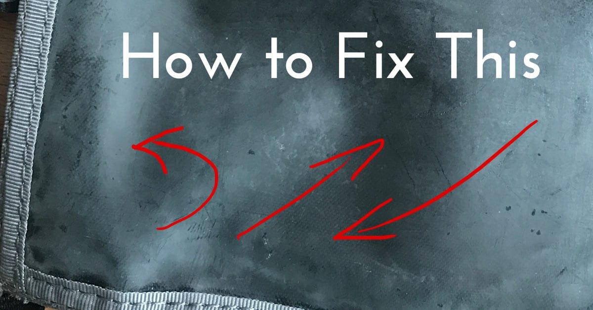 How to Fix Cloudy Plastic Camera Rain Covers