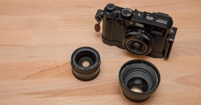 Fuji X100 Mark II Wide and Tele Conversion Lens Review (28mm & 50mm)