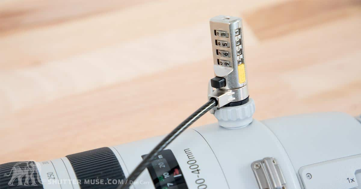 PSA: Canon Users, You Can Lock Your Super Telephoto Lenses!