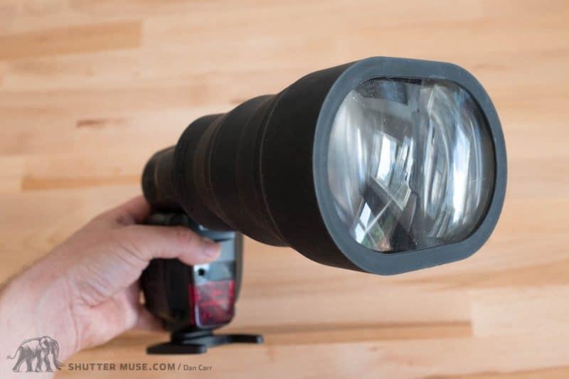 magmod magbeam fesnel lens
