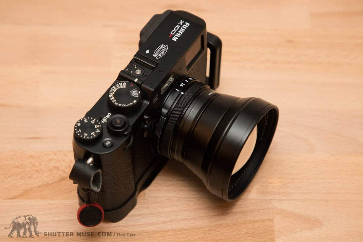 Fuji X100 Mark II Wide and Tele Conversion Lens Review (28mm