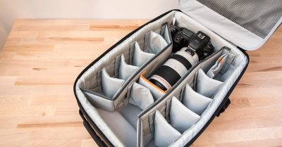 REVIEW: Lowepro PhotoStream RL 150 Roller Bag