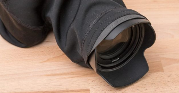 Peak Design Shell Camera Cover Review