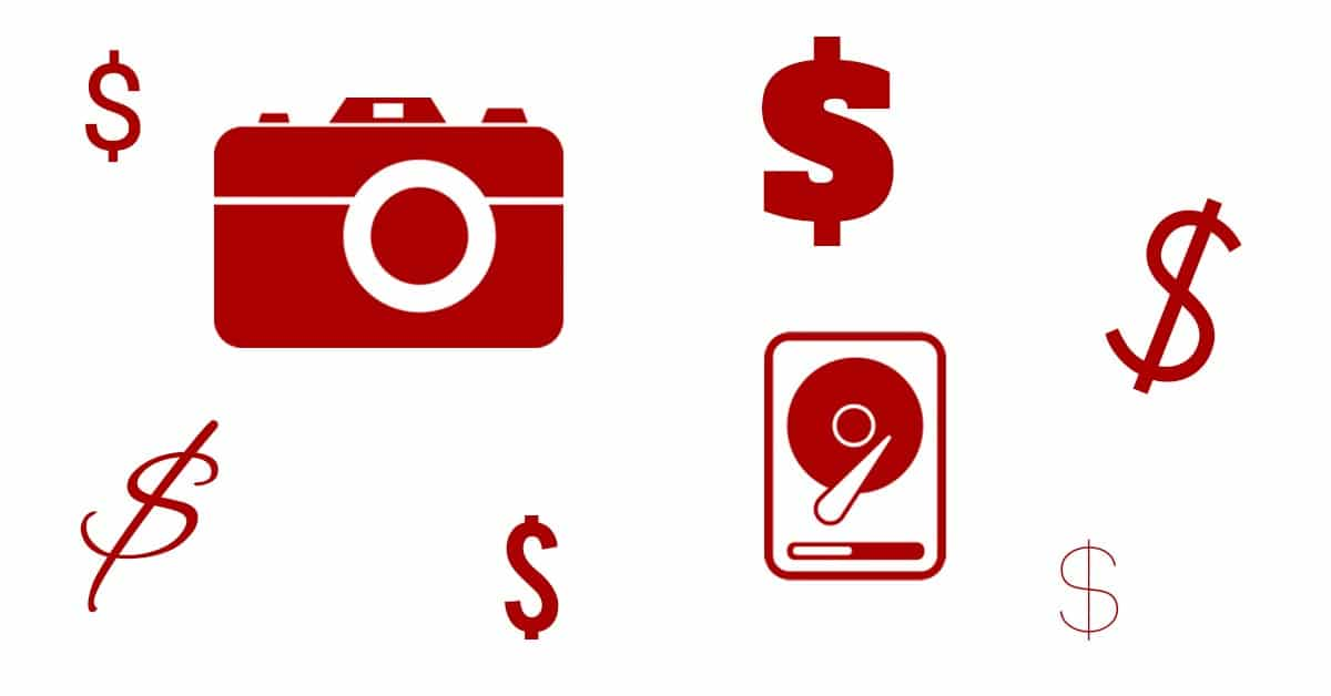 The Mindset That's Costing People Their Images: Digital Photography is NOT Free!!