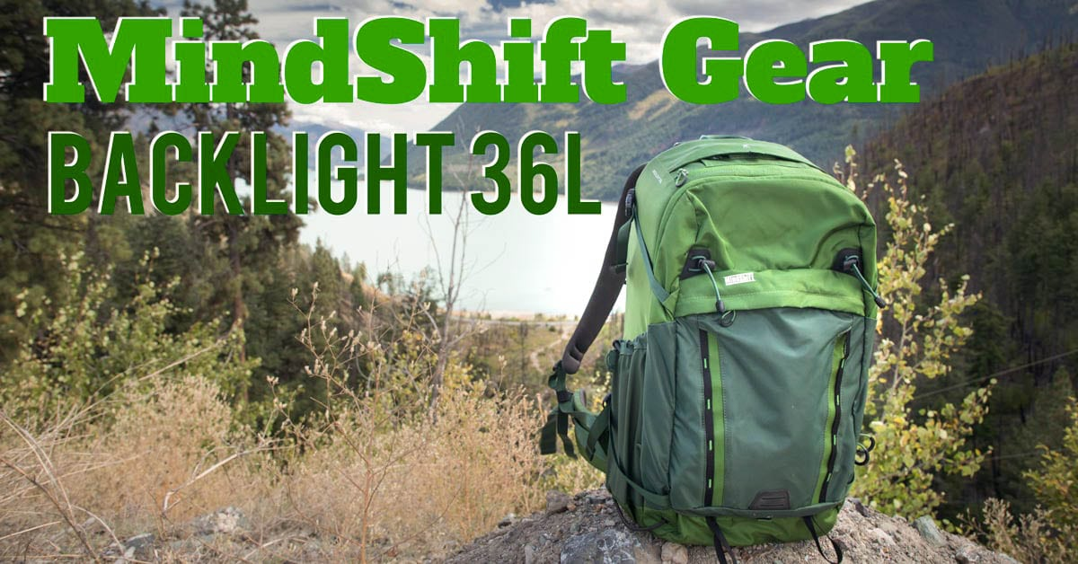 MindShift Gear BackLight 36L Backpack Review