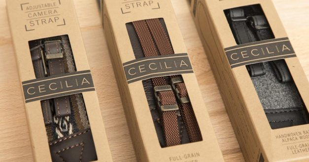 REVIEW: Cecilia Leather Camera Straps