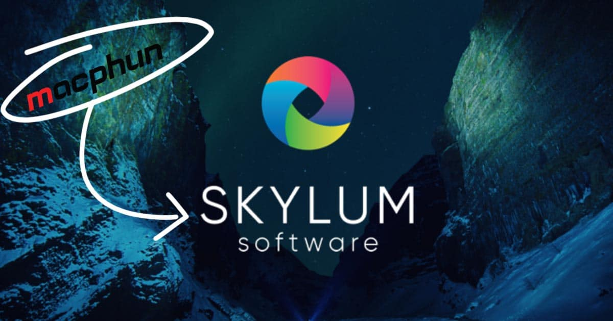 Macphun Changes Its Name to Skylum Software