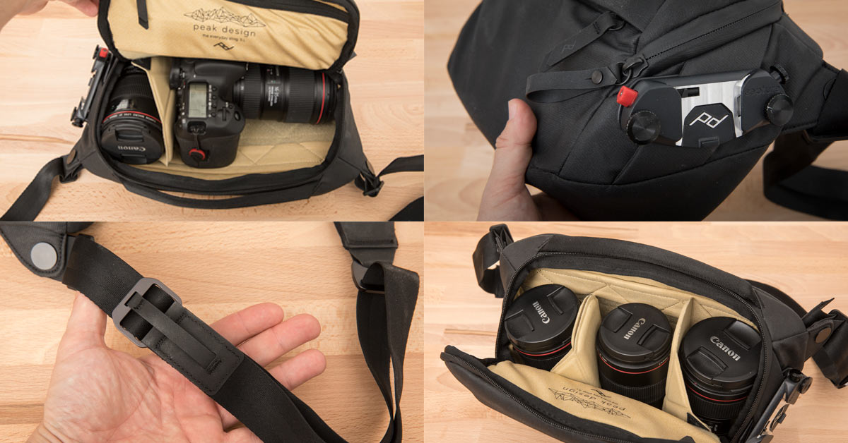 REVIEW: Peak Design Everyday Sling 5L