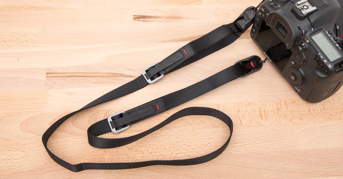 Peak Design Leash Camera Strap Review (2017 Update)