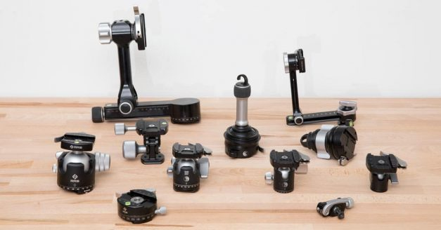 Really Right Stuff Ultimate Ballhead and Gimbal Showdown