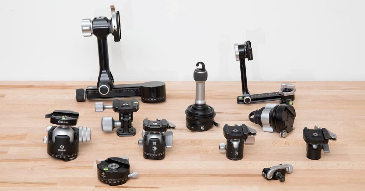 Really Right Stuff Ultimate Ballhead and Gimbal Showdown – 2020