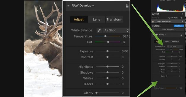 How to Correctly Open RAW Files in Luminar from Lightroom Classic