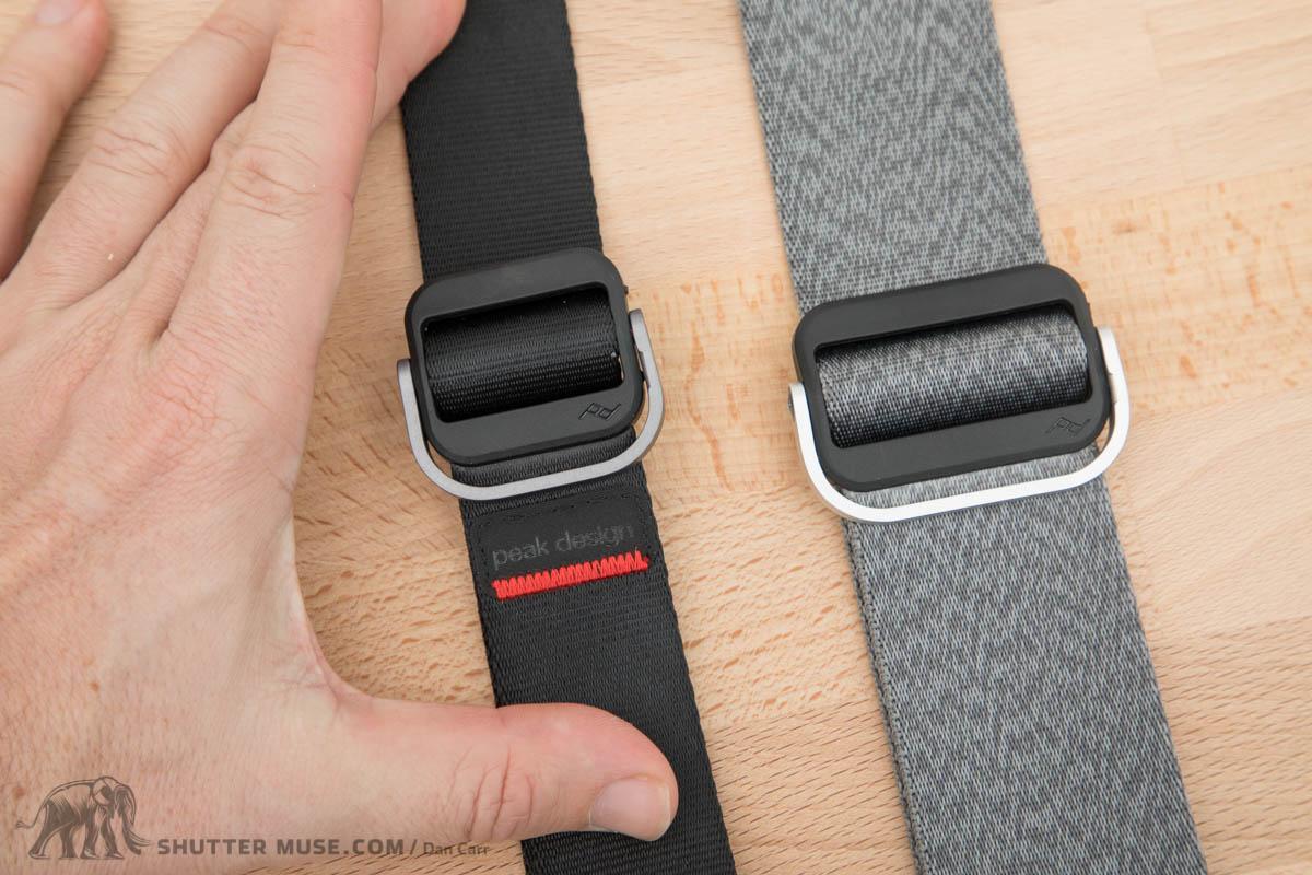 Peak Design SlideLITE v2 Black Sling Strap for Mirrorless Camera Slide Lite
