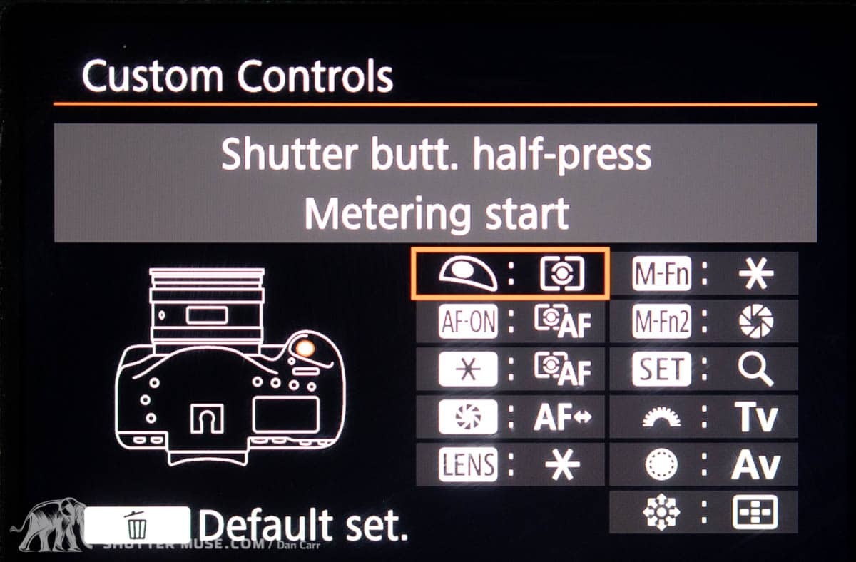 How to Set up Double Back Button AF on Canon Cameras to Get