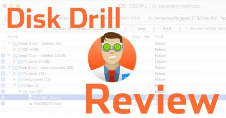 Disk Drill Review – Recover Lost and Deleted Photos