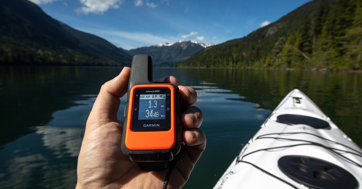 InReach Mini Review – Pocket-Sized Satellite Communication