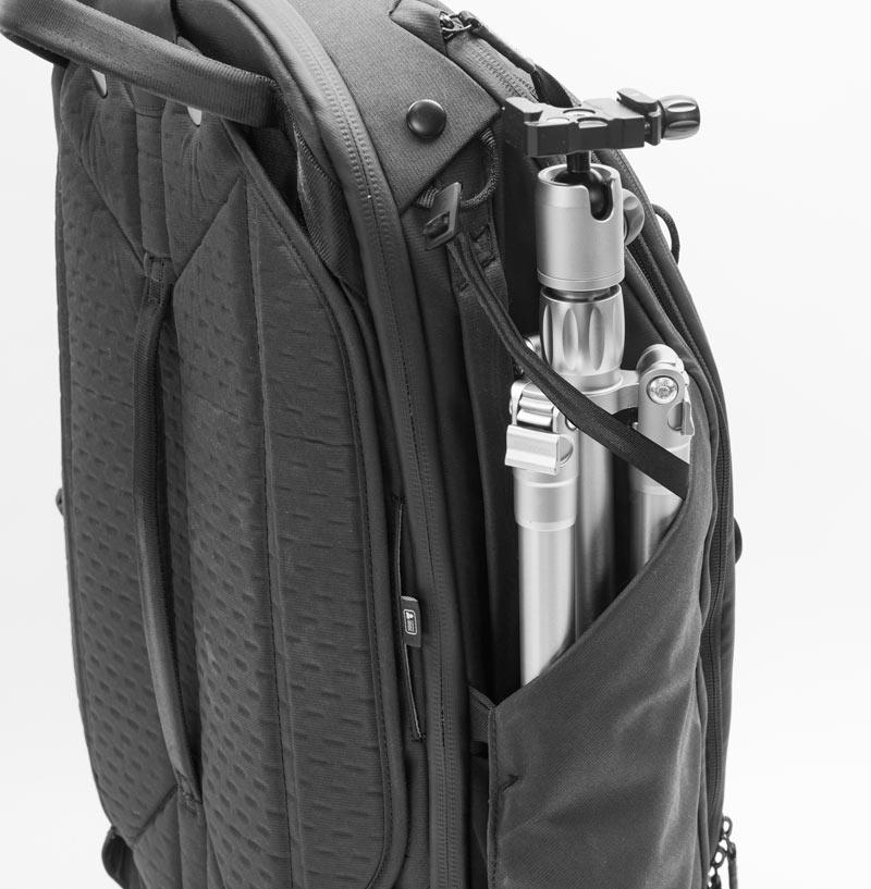 Review Peak Design 45l Travel Backpack Travel Line
