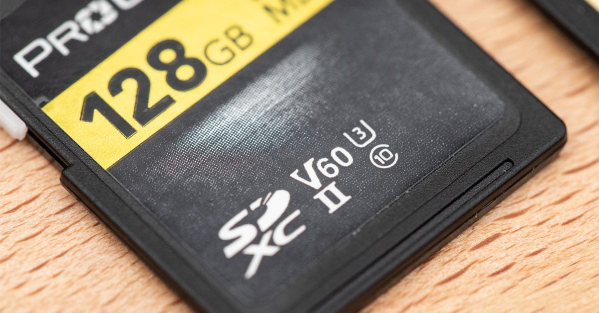 Understanding Sd Card Naming Speeds And Symbols