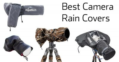Best Camera Rain Covers in 2020