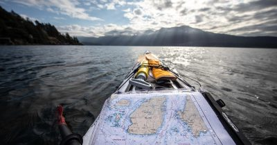 Kayaking Around Bowen Island With a Camera