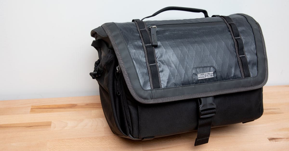 MindShift Gear Exposure Shoulder Bag Review