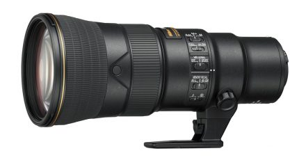 Nikon Launches the Compact Nikkor 500mm F/5.6E PF Lens