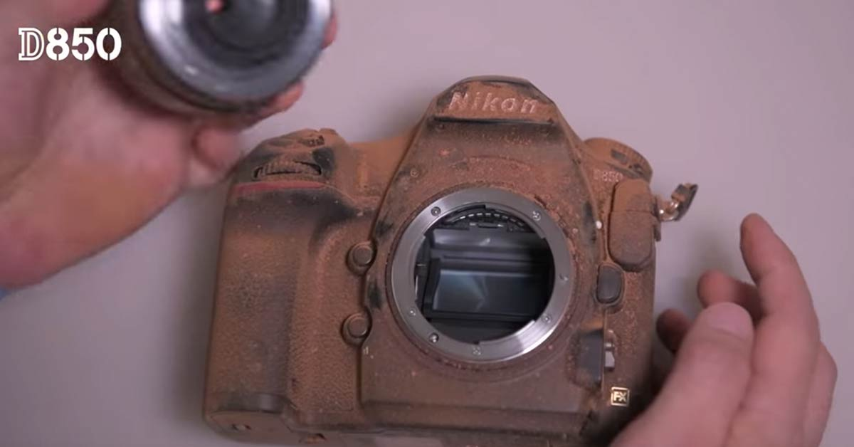 Nikon and Their Camera Durability Testing