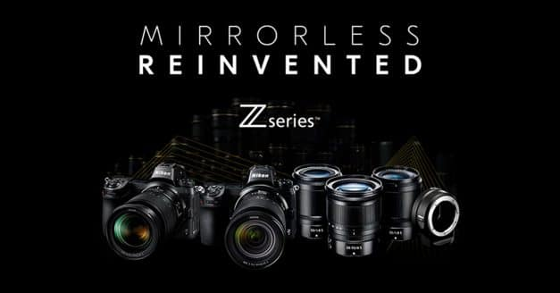 Nikon Z Series Mirrorless Camera Pre-Order Links
