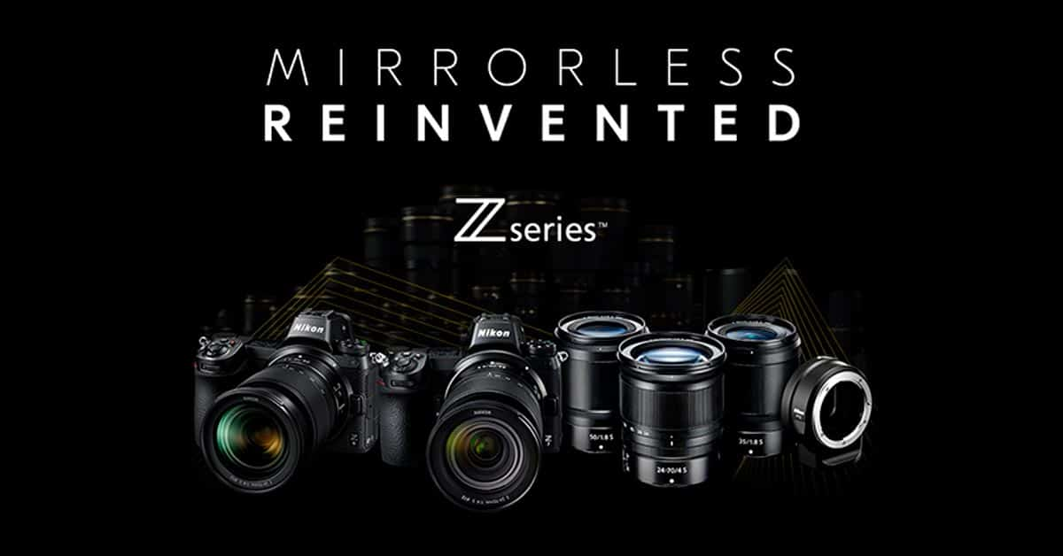Nikon Z Series Mirrorless Camera Pre-Order Links