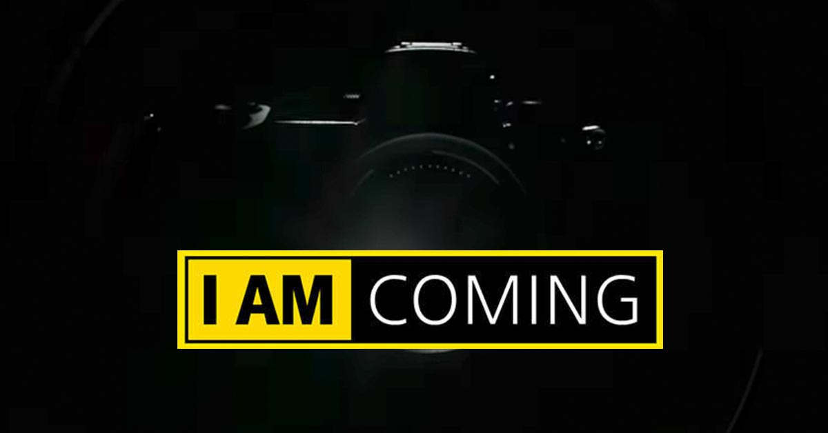 Nikon's New Full Frame Mirrorless System Just a Couple of Days Away