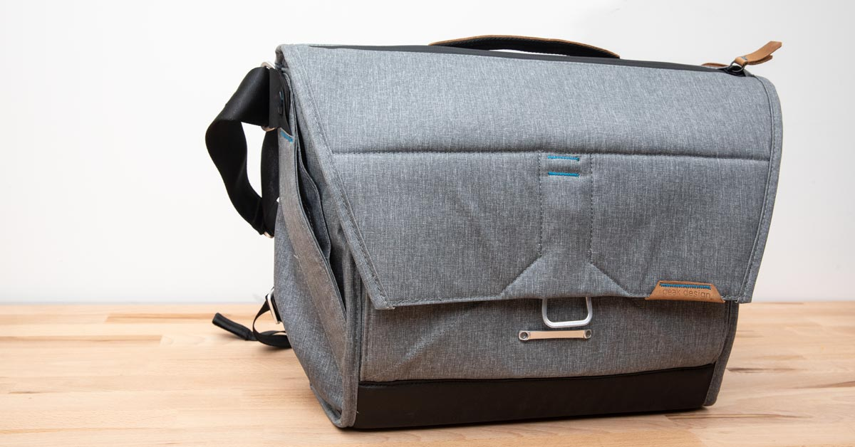 Hands On: Peak Design Updated Their Popular Everyday Messenger Bag