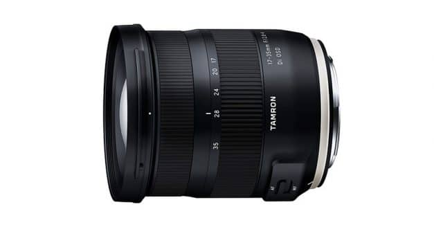 Tamron's New Ultralight and Affordable Wide Zoom That's Great for Travel:17-35mm f/2.8-4