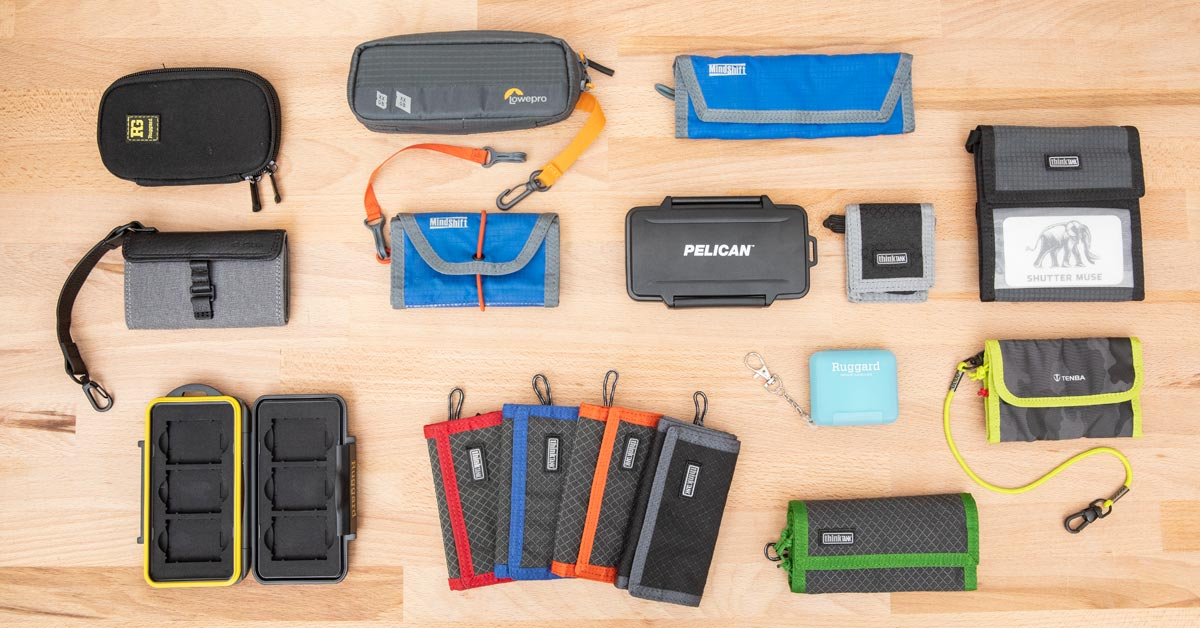 Best Memory Card Cases in 2020