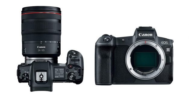 Canon's Full-Frame Mirrorless Camera System is Here