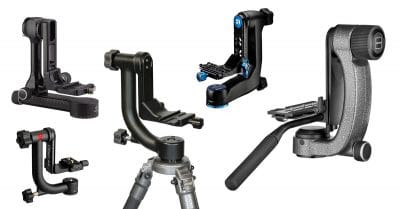 Best Gimbal Tripod Heads in 2020