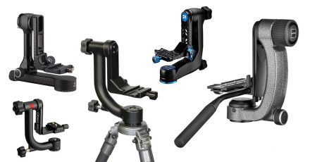 Best Gimbal Tripod Heads in 2019