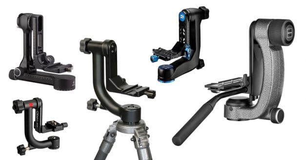 Best Gimbal Tripod Heads in 2018
