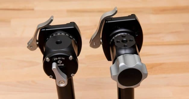 Really Right Stuff Updated Their Gimbal Design