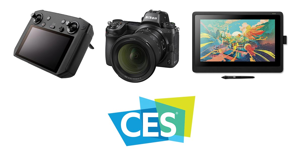 Photography Highlights from CES 2019