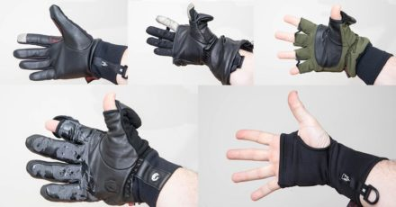 9 Types of Photography Gloves and the Names I Gave Them