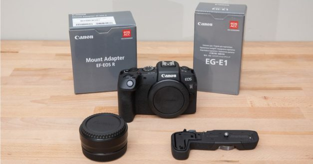 Get This Stuff Free with the Canon EOS RP (limited time)