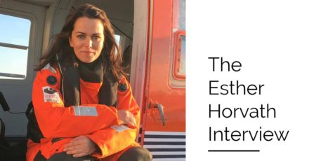 The Esther Horvath Interview