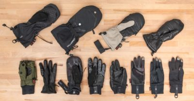 The Best Photography Gloves of 2021 [UPDATED]