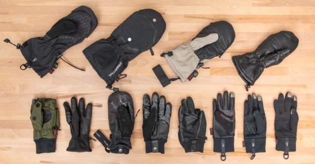 The Best Photography Gloves of 2020 [Detailed Look]