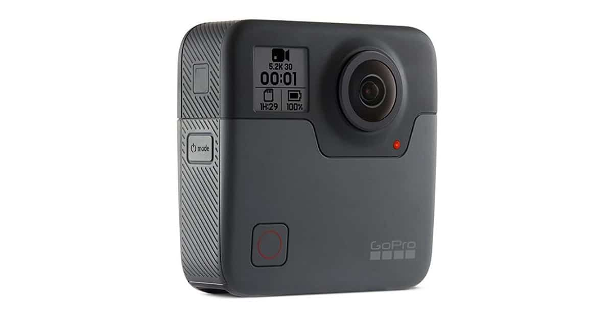 Deal Alert: Save $300 on the GoPro Fusion!