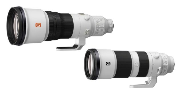 Sony 200-600mm and 600mm Available for Preorder