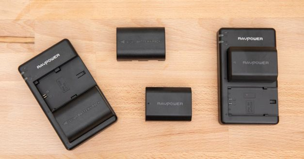 Ravpower Camera Battery Review + USB Chargers